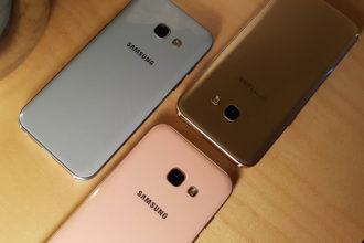 Samsung Galaxy Ax 2017 : image 1