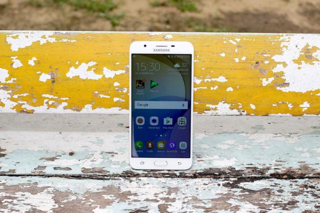 Production Samsung Galaxy S8