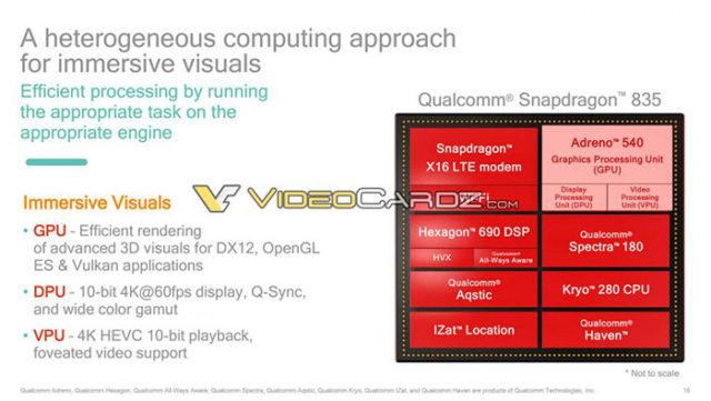 Fuite Snapdragon 835 : slide 5