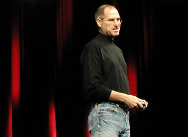 iPhone Steve Jobs