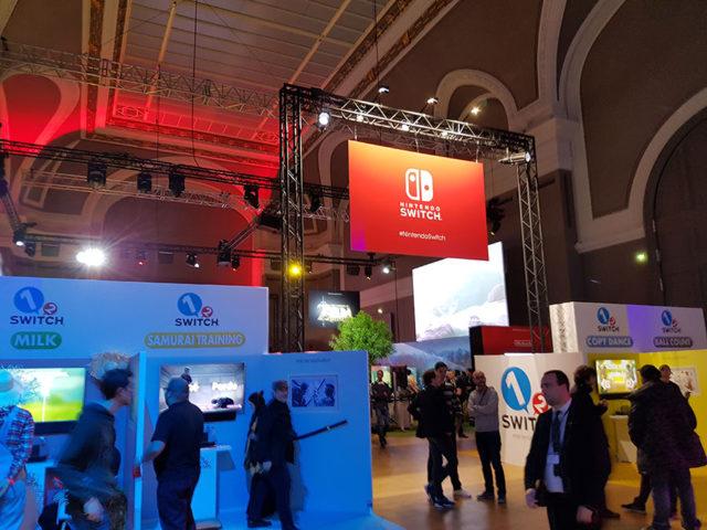 Nintendo Switch : image 1