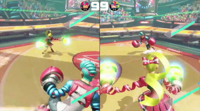 Nintendo Switch : Arms