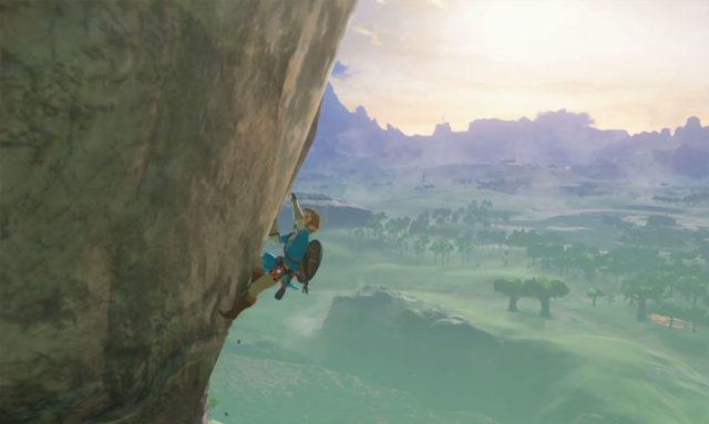 Nintendo Switch : Zelda 3