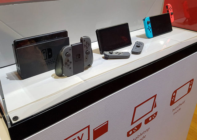 Nintendo Switch France