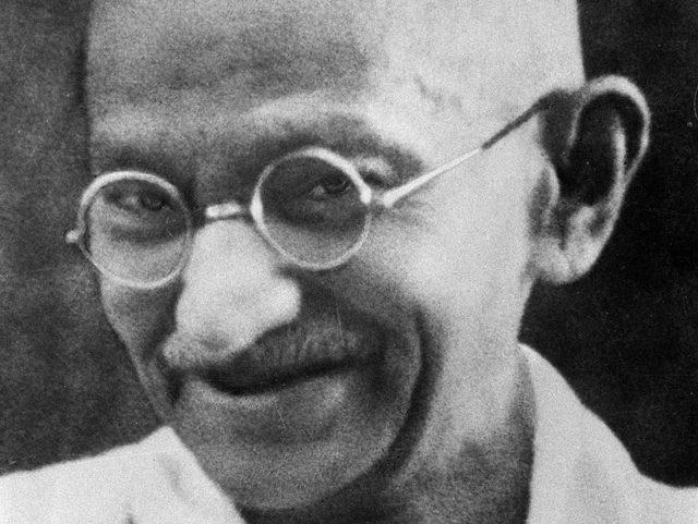 Tongs Gandhi
