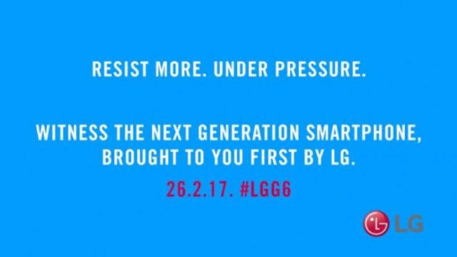Accroche LG G6