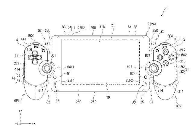 Brevet Sony : image 1