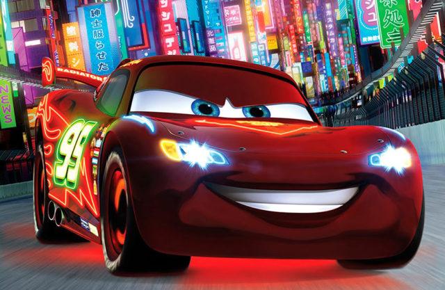 Dessin animé cars