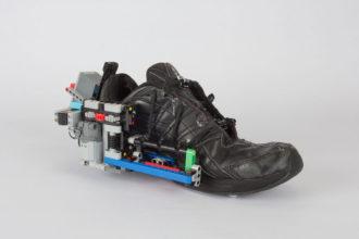 Chaussures auto-lassantes Lego : image 1