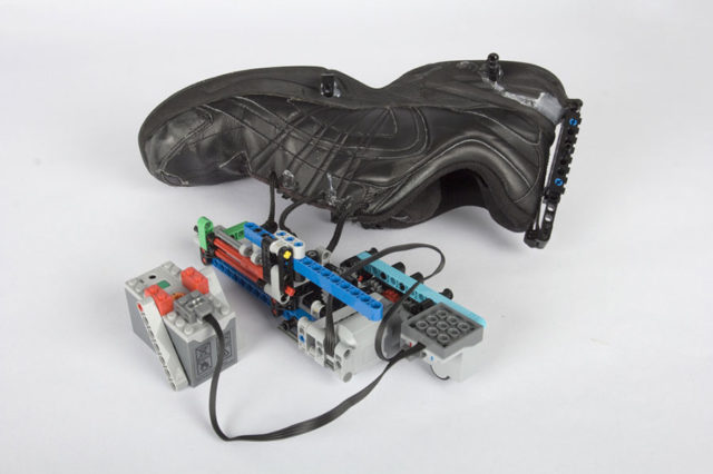 Chaussures auto-lassantes Lego : image 2