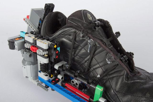 Chaussures auto-lassantes Lego : image 3