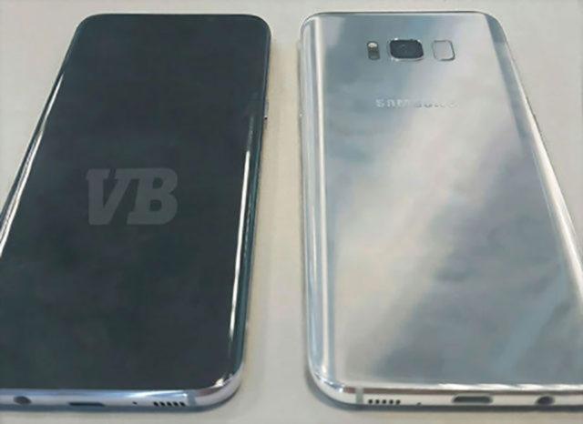 Chiffres Galaxy S8