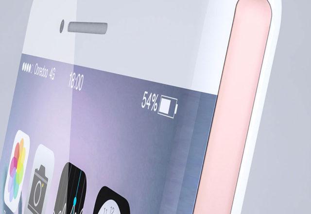 Concept iPhone 8 Mehdi
