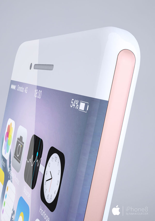 Concept iPhone 8 Mehdi : image 1