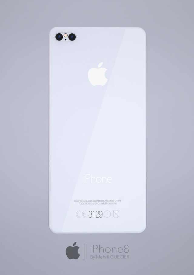 Concept iPhone 8 Mehdi : image 3