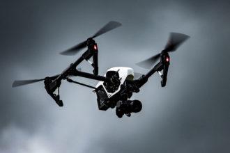 Condamnation drones