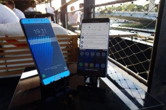 Retour Galaxy Note 7