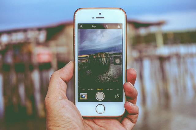 iPhone 8 FaceTime