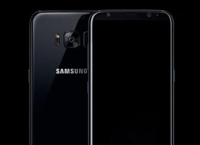 Fuites Galaxy S8