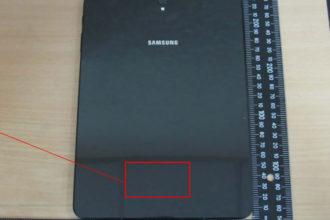 Photo Galaxy Tab S3 2