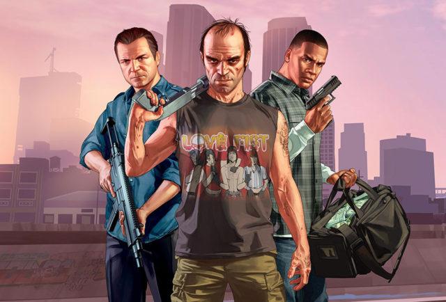 GTA 5 Police