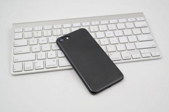 iPhone 8 Incurvé