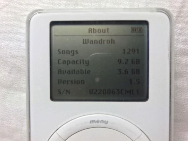 iPod 2002 : image 2
