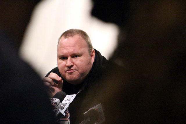 Extradition Kim Dotcom