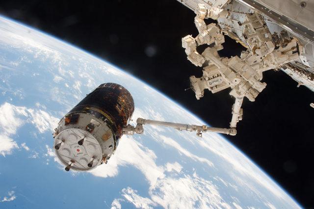 La mission de l'éboueur spatial japonais tourne au fiasco