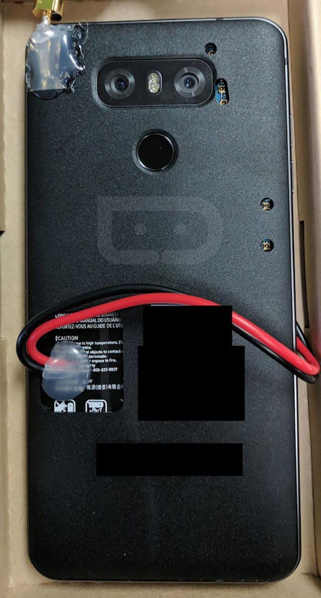 Proto LG G6 : image 2