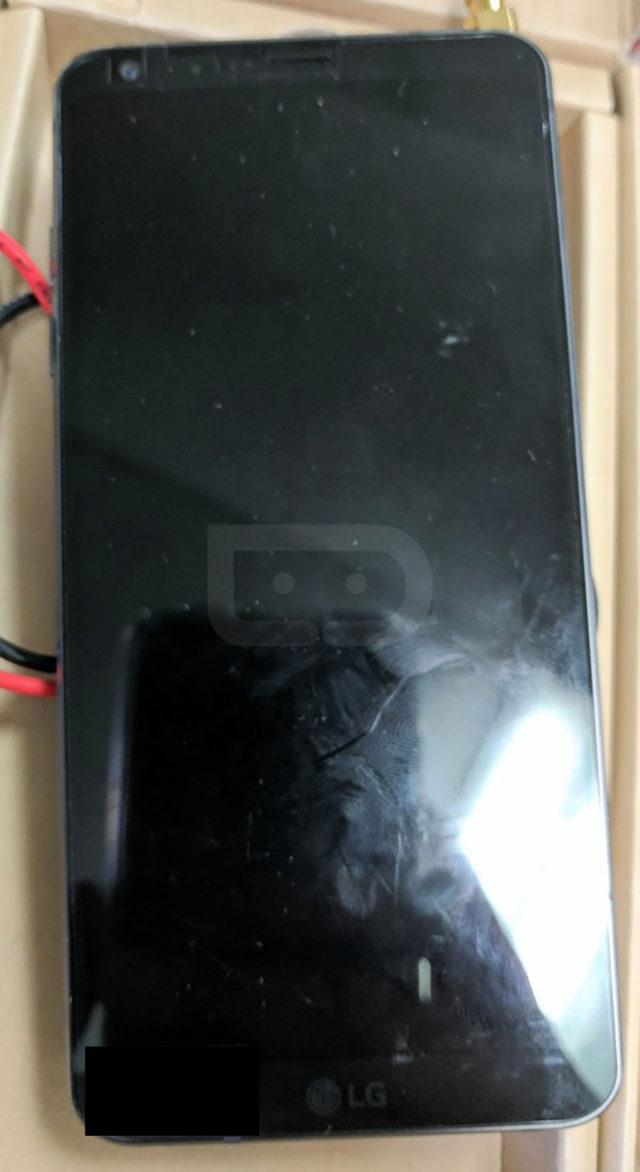 Proto LG G6 : image 3