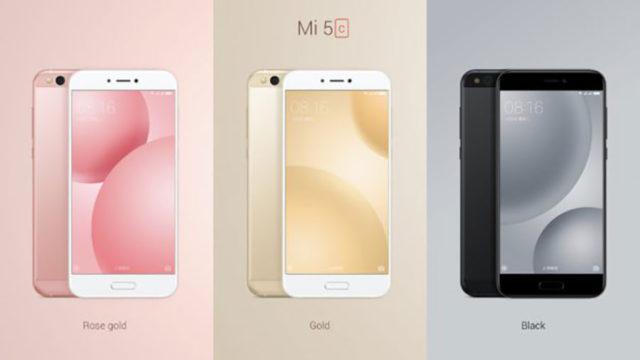Xiaomi 5C : image 2