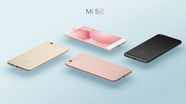 Xiaomi 5C : image 1