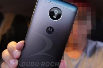 Moto G5 : photo 1