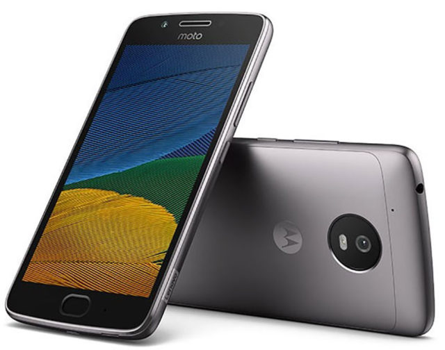 Moto G5 : image 3