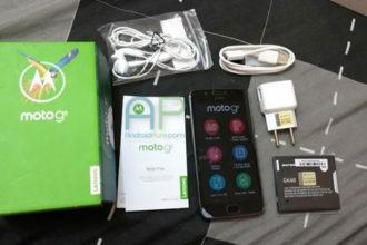 Moto G5 : image 1