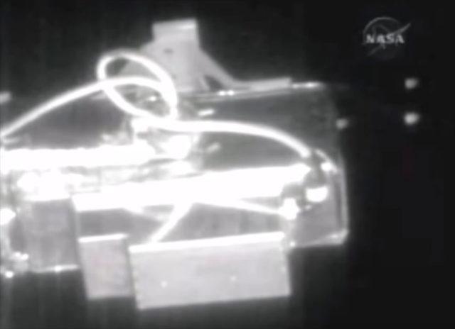 La NASA est encore accusée d'avoir dissimulé des OVNIS