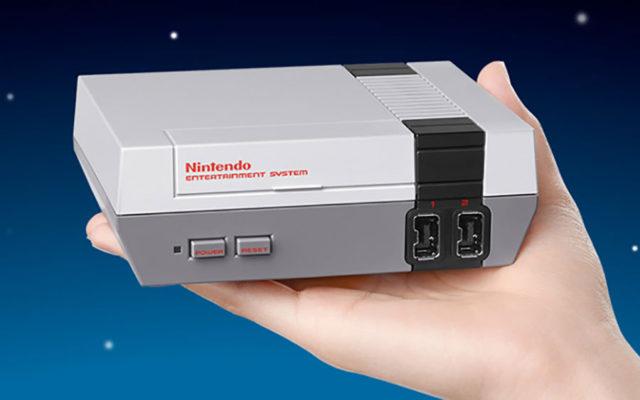 Hack NES Mini
