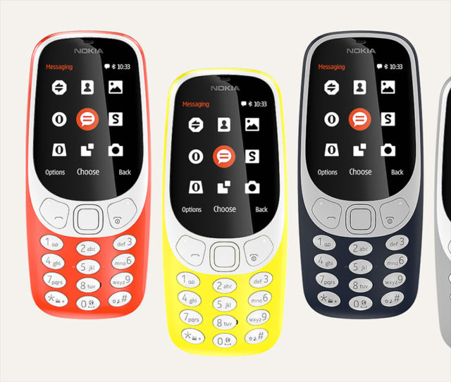 Nokia 3310 : image 3