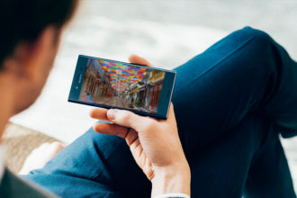 Sony Xperia XZ Premium : image 1