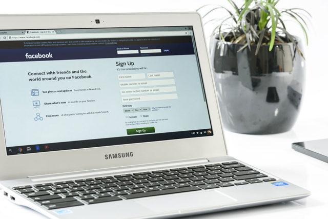 Personne disparue Facebook