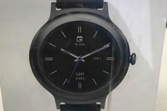 Fuite LG Watch Style : image 1