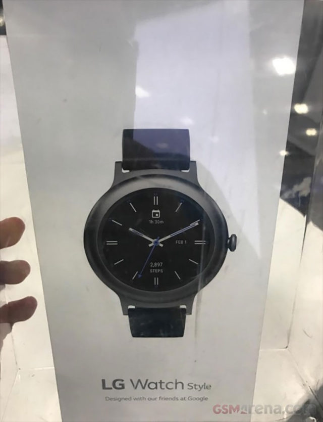 Fuite LG Watch Style : image 2