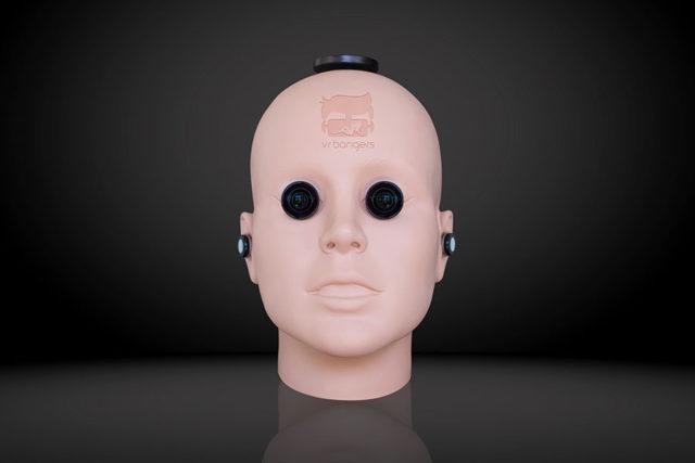 POV Head RIG : image 1