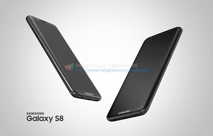Rendu Galaxy S8 : image 10