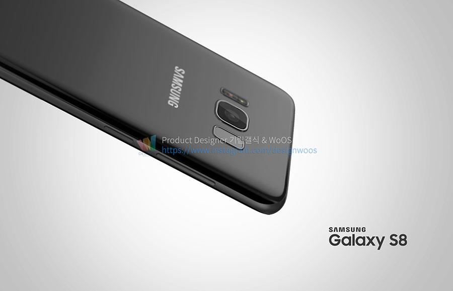 Rendu Galaxy S8 : image 5