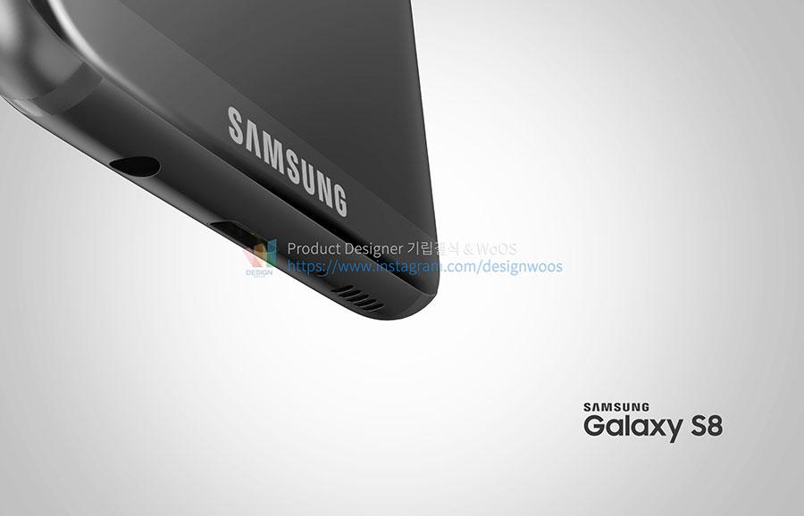 Rendu Galaxy S8 : image 6