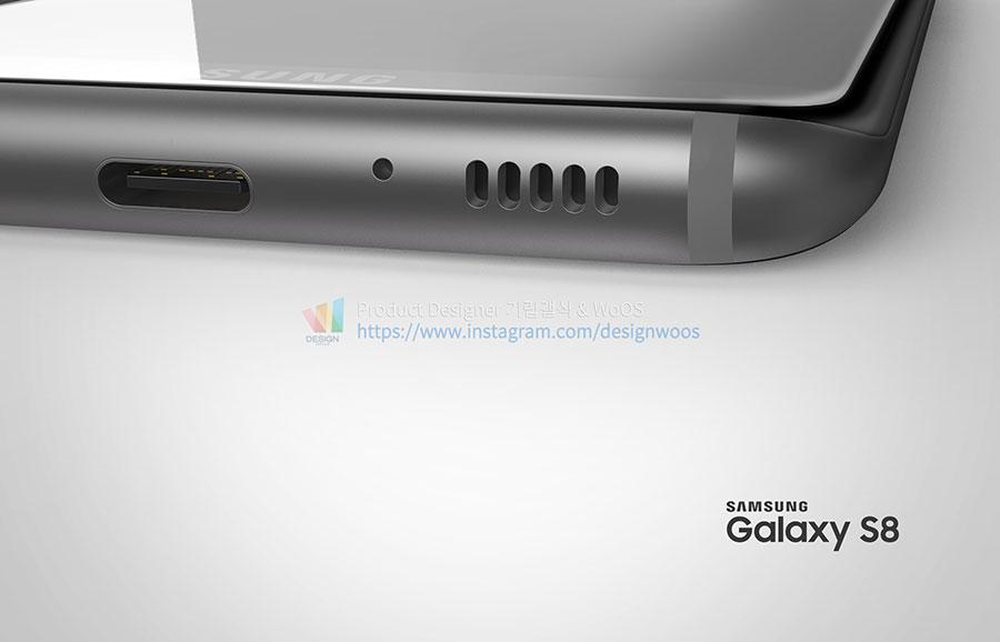 Rendu Galaxy S8 : image 8