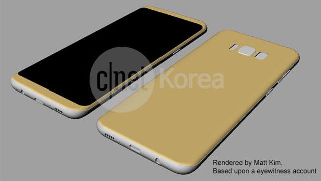 Schéma Galaxy S8 : image 3