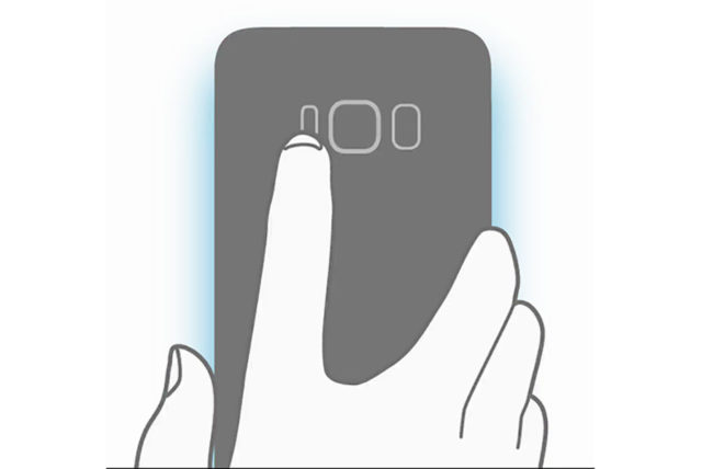 Galaxy S8 : schéma 3